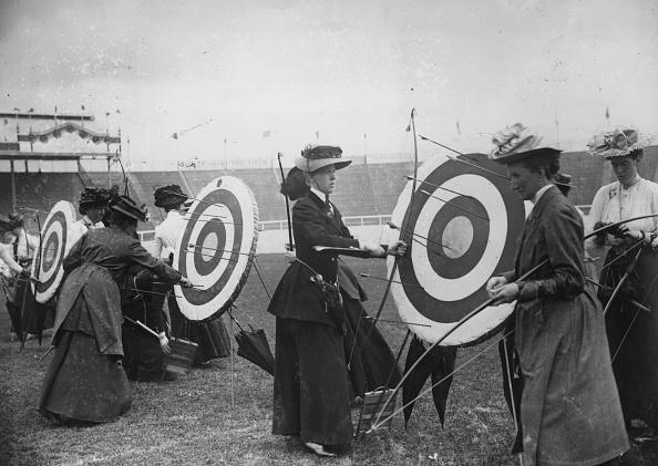 オリンピック「Olympic Archery」:写真・画像(3)[壁紙.com]