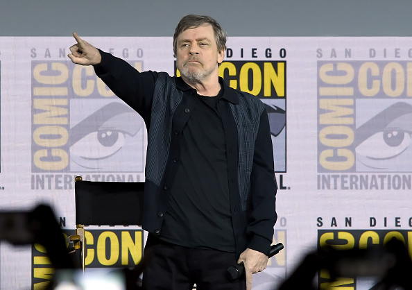 "Mark Hamill「2019 Comic-Con International - Netflix's ""The Dark Crystal: Age Of Resistance"" Panel」:写真・画像(5)[壁紙.com]"