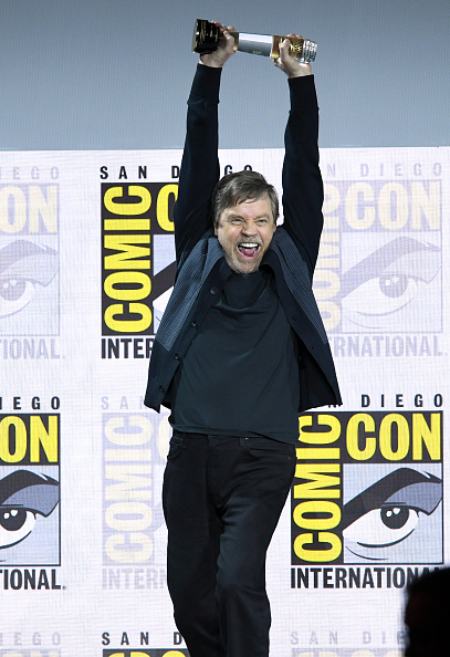 "Mark Hamill「2019 Comic-Con International - Netflix's ""The Dark Crystal: Age Of Resistance"" Panel」:写真・画像(19)[壁紙.com]"