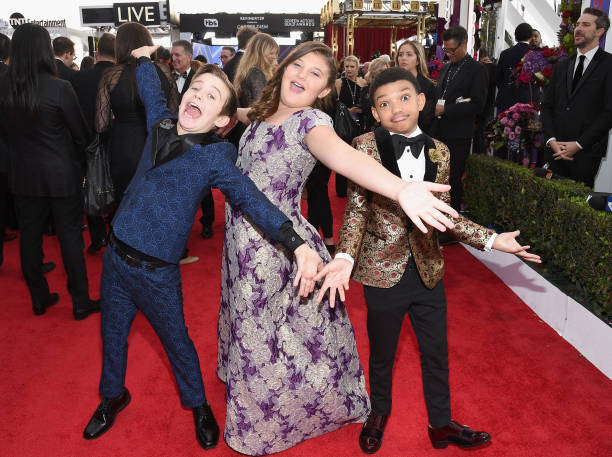 Screen Actors Guild Awards「24th Annual Screen Actors Guild Awards - Red Carpet」:写真・画像(2)[壁紙.com]