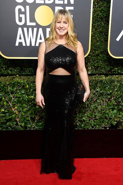 Tonya Harding「75th Annual Golden Globe Awards - Arrivals」:写真・画像(6)[壁紙.com]