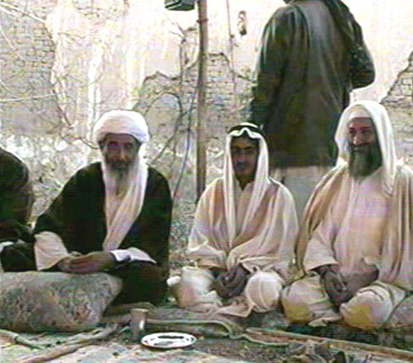 Son「Wedding of Osama bin Laden's Son」:写真・画像(1)[壁紙.com]