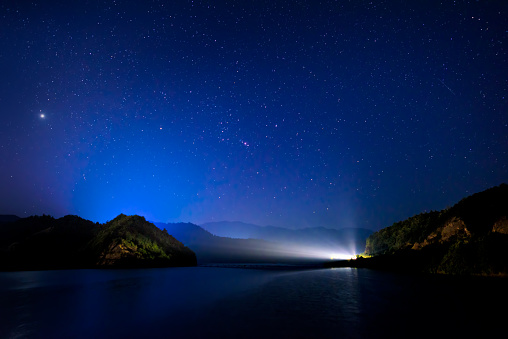 星空「金星 - 上昇の惑星夏、中国南部の東を形成します。」:スマホ壁紙(0)