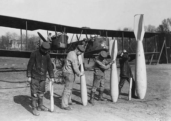 Explosive「Gotha GV Heavy Bomber」:写真・画像(16)[壁紙.com]