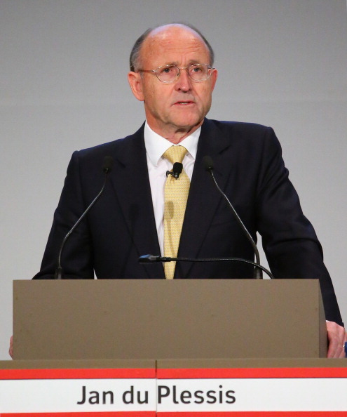 Corporate Business「Rio Tinto Holds Annual General Meeting」:写真・画像(5)[壁紙.com]