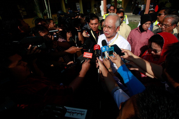 Mohammad Najib Tun Razak「Malaysian's Await Results Of 13th General Election」:写真・画像(18)[壁紙.com]