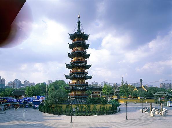 Sparse「Longhua Pagoda. Shanghai, China.」:写真・画像(4)[壁紙.com]