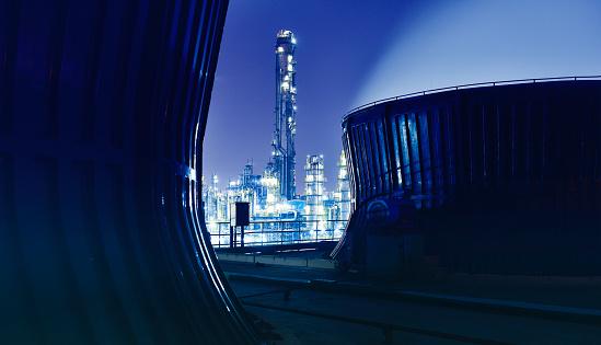 Chemical「Chemical & Petrochemical Plant, Oil Refinery」:スマホ壁紙(19)