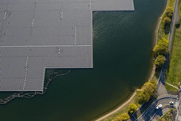 Mode of Transport「Yamakura Dam Floating Solar Farm」:写真・画像(12)[壁紙.com]