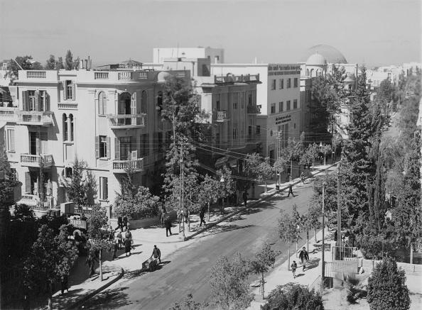 Tel Aviv「Allenby Street」:写真・画像(19)[壁紙.com]