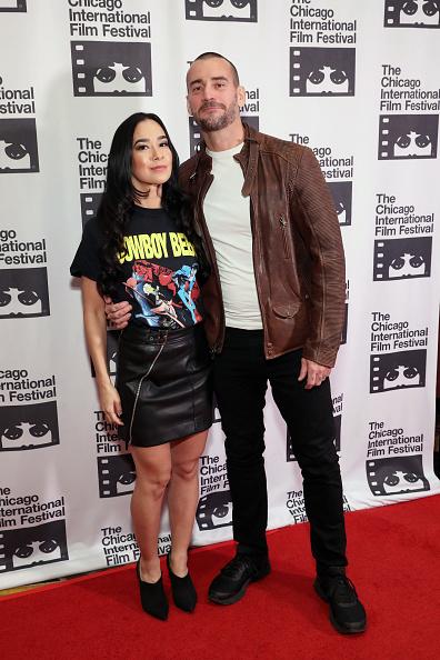 Brown Jacket「Red Carpet Premiere Of Girl On The Third Floor At The Chicago International Film Festival」:写真・画像(19)[壁紙.com]