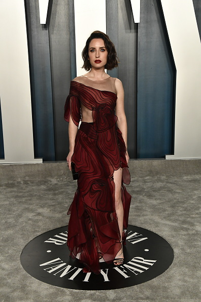 Natural Pattern「2020 Vanity Fair Oscar Party Hosted By Radhika Jones - Arrivals」:写真・画像(4)[壁紙.com]