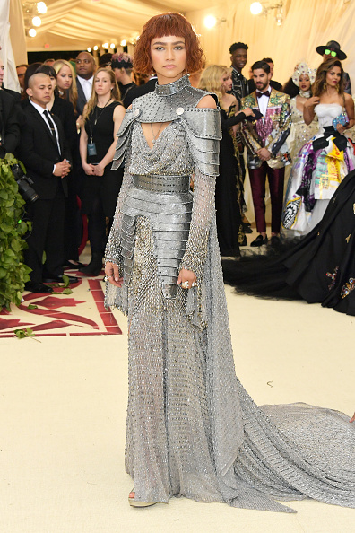 Zendaya Coleman「Heavenly Bodies: Fashion & The Catholic Imagination Costume Institute Gala - Arrivals」:写真・画像(7)[壁紙.com]