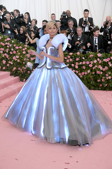 Zendaya Coleman「The 2019 Met Gala Celebrating Camp: Notes on Fashion - Arrivals」:写真・画像(9)[壁紙.com]