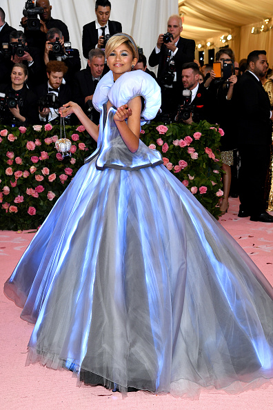 Zendaya Coleman「The 2019 Met Gala Celebrating Camp: Notes on Fashion - Arrivals」:写真・画像(12)[壁紙.com]