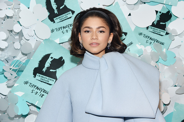 Zendaya Coleman「Tiffany & Co. Paper Flowers Event And Believe In Dreams Campaign Launch」:写真・画像(4)[壁紙.com]