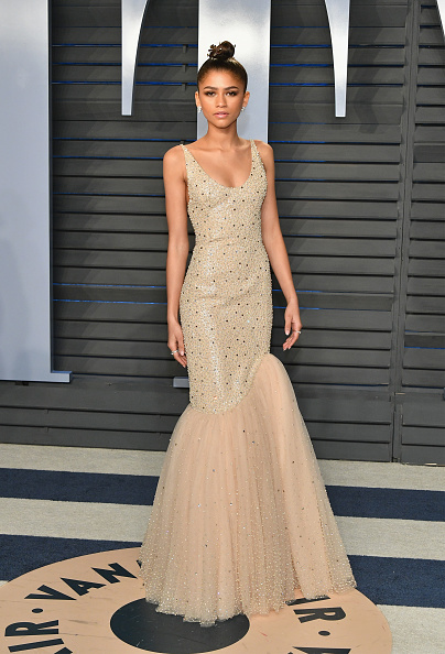 Zendaya Coleman「2018 Vanity Fair Oscar Party Hosted By Radhika Jones - Arrivals」:写真・画像(17)[壁紙.com]