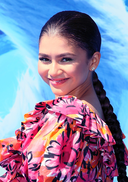 "Zendaya Coleman「Premiere Of Warner Bros. Pictures' ""Smallfoot"" - Arrivals」:写真・画像(19)[壁紙.com]"