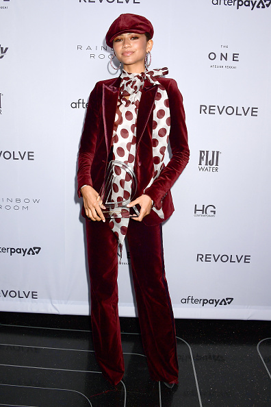 Zendaya Coleman「The Daily Front Row 7th Annual Fashion Media Awards At Rainbow Room」:写真・画像(13)[壁紙.com]