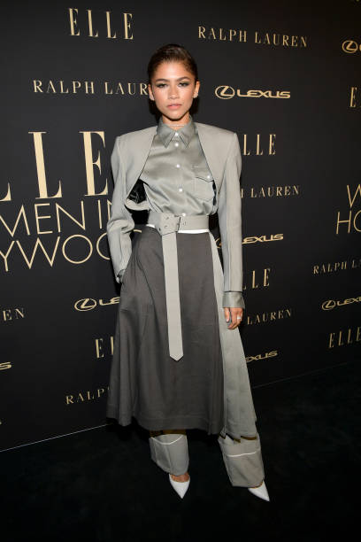 ELLE's 26th Annual Women In Hollywood Celebration Presented By Ralph Lauren And Lexus - Arrivals:ニュース(壁紙.com)