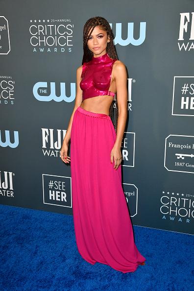 Zendaya Coleman「25th Annual Critics' Choice Awards - Arrivals」:写真・画像(14)[壁紙.com]
