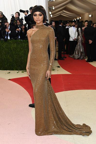 "Zendaya Coleman「""Manus x Machina: Fashion In An Age Of Technology"" Costume Institute Gala - Arrivals」:写真・画像(8)[壁紙.com]"