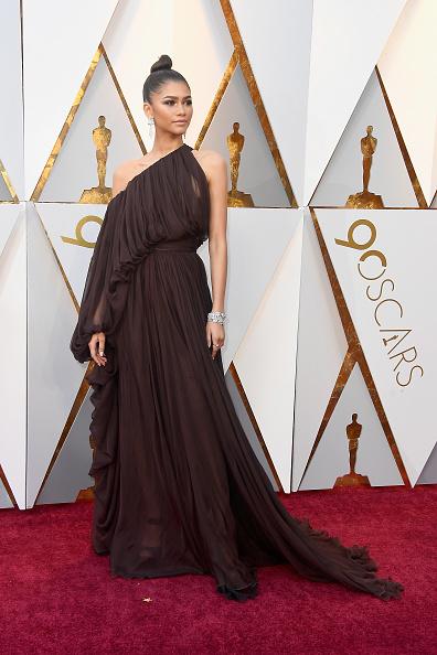 Zendaya Coleman「90th Annual Academy Awards - Arrivals」:写真・画像(14)[壁紙.com]