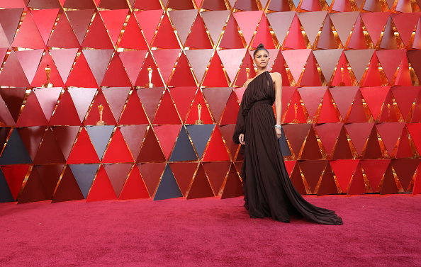 Zendaya Coleman「90th Annual Academy Awards - Arrivals」:写真・画像(4)[壁紙.com]