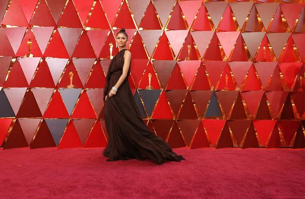 Zendaya Coleman「90th Annual Academy Awards - Arrivals」:写真・画像(5)[壁紙.com]