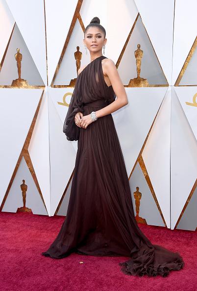 Zendaya Coleman「90th Annual Academy Awards - Arrivals」:写真・画像(19)[壁紙.com]