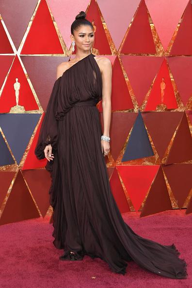 Zendaya Coleman「90th Annual Academy Awards - Arrivals」:写真・画像(2)[壁紙.com]