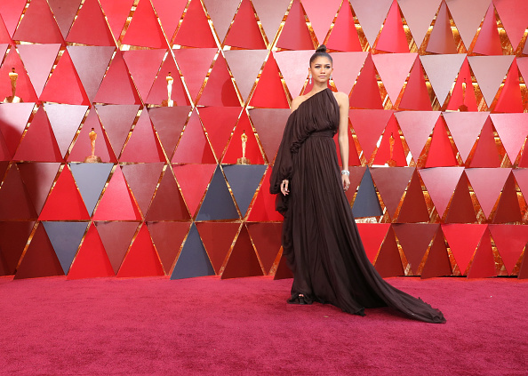 Zendaya Coleman「90th Annual Academy Awards - Arrivals」:写真・画像(7)[壁紙.com]