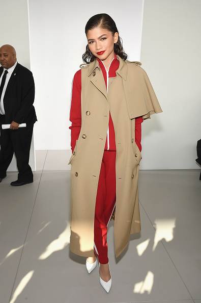 Coat - Garment「Michael Kors Collection Fall 2018 Runway Show - Front Row」:写真・画像(19)[壁紙.com]