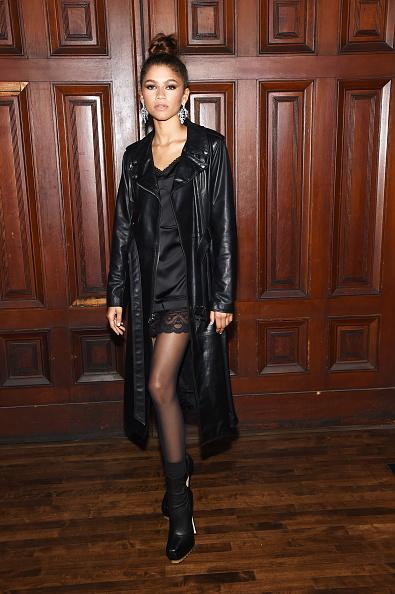Black Color「Marc Jacobs Spring 2020 Runway Show - Arrivals」:写真・画像(13)[壁紙.com]