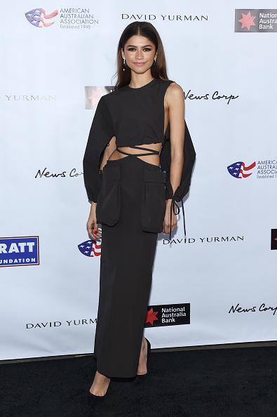 Cut Out Dress「2020 AAA Arts Awards」:写真・画像(0)[壁紙.com]