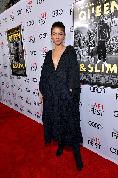 "Textured「AFI FEST 2019 Presented By Audi – ""Queen & Slim"" Premiere – Red Carpet」:写真・画像(5)[壁紙.com]"
