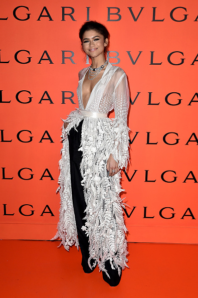Zendaya Coleman「Bvlgari Celebrates B.zero1 Rock Collection」:写真・画像(17)[壁紙.com]