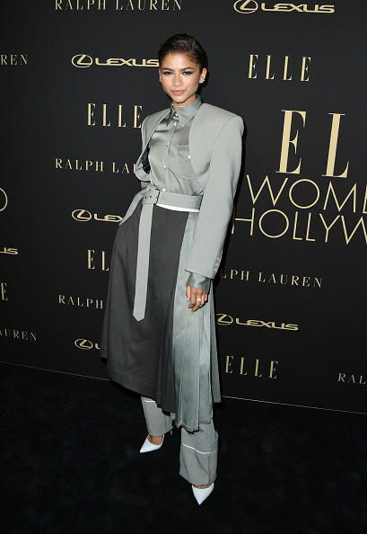 Belt「2019 ELLE Women In Hollywood - Arrivals」:写真・画像(7)[壁紙.com]