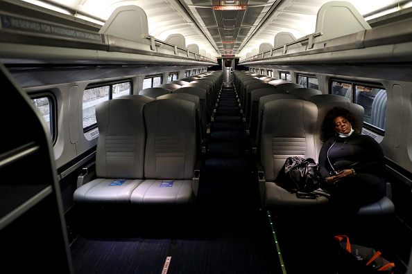 Transportation「Amtrak Cuts 50 Percent Of Routes Amid Coronavirus Pandemic」:写真・画像(2)[壁紙.com]