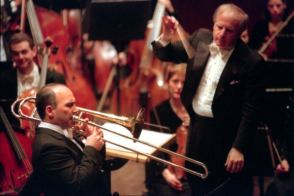 Classical Music「Leonard Slatkin」:写真・画像(1)[壁紙.com]