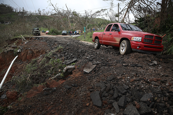 ������「Puerto Rico Faces Extensive Damage After Hurricane Maria」:写真・画像(6)[壁紙.com]