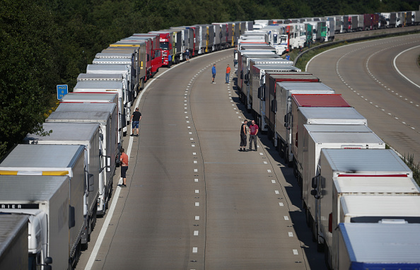 Driver - Occupation「Operation Stack Continues To Cause Traffic Problems Throughout Kent」:写真・画像(12)[壁紙.com]