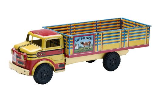 おもちゃのトラック「Toy Truck」:スマホ壁紙(18)