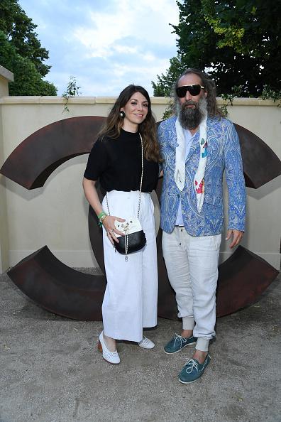 """Blue Shoe「The Chanel Opening Party for the Exhibition """"Dans les Champs de Chanel""""」:写真・画像(19)[壁紙.com]"""