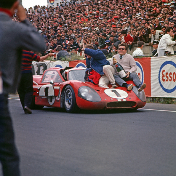 Ford GT「Le Mans 1967」:写真・画像(6)[壁紙.com]