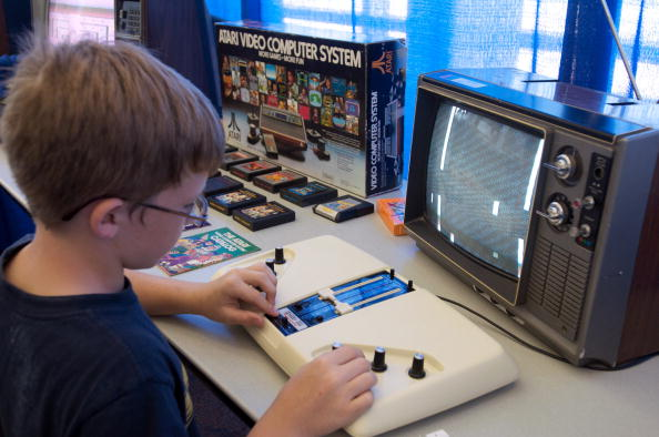 ゲームセンター「Iowa Town Plans To Launch Video Game Hall of Fame And Museum」:写真・画像(17)[壁紙.com]