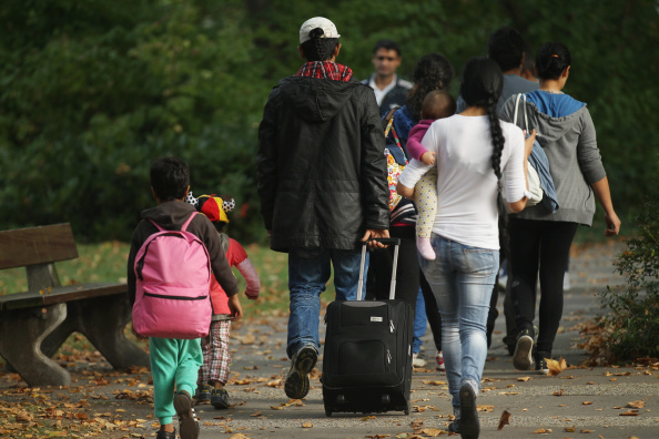 Refugee「Germany Faces Flood Of Refugees」:写真・画像(3)[壁紙.com]