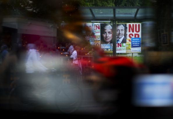 Utrecht「Dutch Prepare For Elections」:写真・画像(10)[壁紙.com]