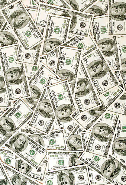 $100 bills background:スマホ壁紙(壁紙.com)