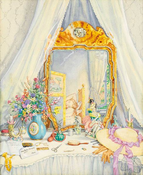 Dresser「The Dressing Table」:写真・画像(17)[壁紙.com]